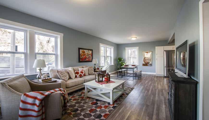 Ide Desain Interior Untuk Ruang Keluarga Anda