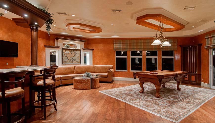 Mendapatkan  Rumah Mewah Dengan Lantai Kayu Murah